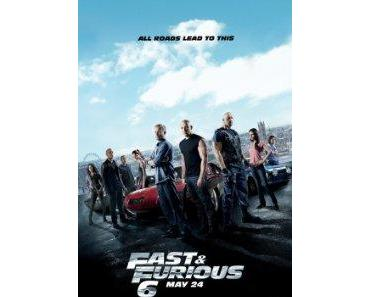 [Review] Fast and Furious 6