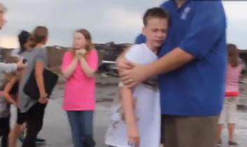 """Schreckensszenen in Moore nach dem Todes-Tornado: """"Wir hatten solche Angst…"""""""