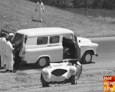 Der Geister-Rennwagen Nr. 42