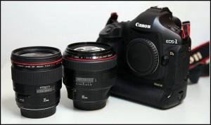 Vom Telefon zur Canon EOS