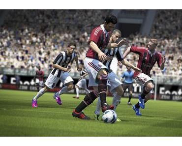 Fifa 14: Neue Ignite-Engine nur für Xbox One und Playstation 4