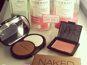 Kosmetik-Einkauf Paris