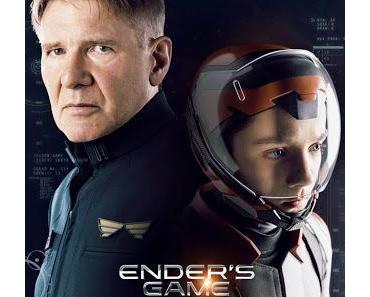 Ab Ende Oktober 2013 im Kino: Ender's Game - Das große Spiel
