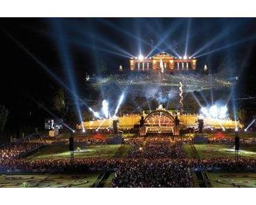 Sommernachtskonzert der Wiener Philharmoniker Schönbrunn 2013