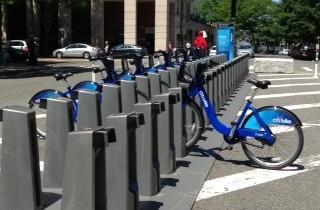 New York wird zur Radlerstadt, oder wird es….