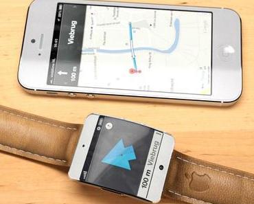 [Konzepte] iWatch und iPhone 6: beide mit gebogenem Display