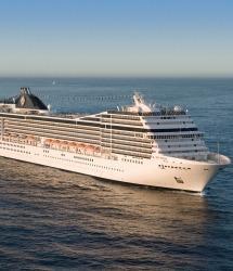 Pressemeldung: 2014 sticht MSC auch ab Warnemünde in See