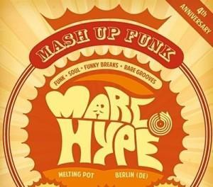 Marc Hype live @ 4 Years Mashup Funk Prague (free mixtape)