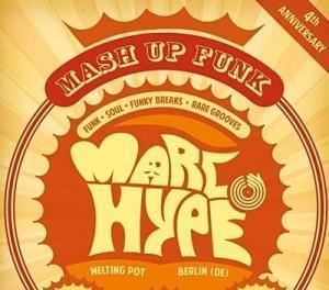 Marc Hype live @ 4 Years Mashup Funk Prague (free mixtape)