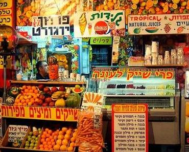 Eat with Locals in Tel Aviv