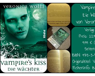[Rezension] Vampire's Kiss – Die Wächter