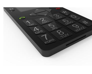 Micro-Phone – Das Handy im Kreditkartenformat