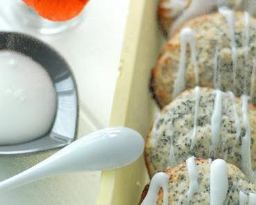 Mohn - Limetten Cookies à la Dr. Oetker und ein give away