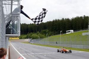 Formel 3 EM: Mücke-Pilot Felix Rosenqvist dominiert am Red Bull Ring