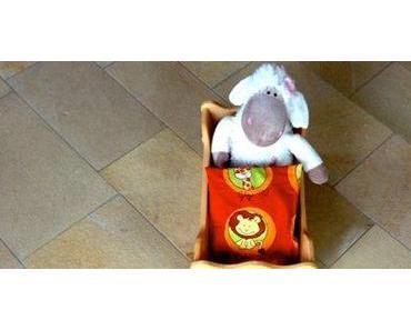 Puppenbettwäsche und Kuschelkissen selber nähen