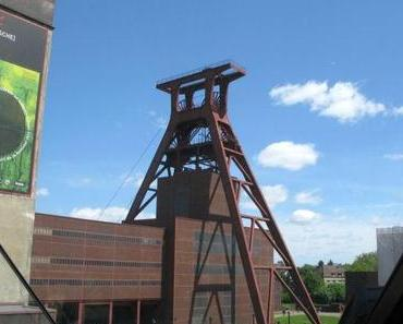 Weltkulturerbetag, Zollverein, Bergmannskluft und geistige Verwirrtheit