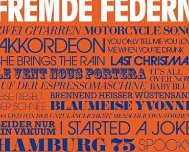 "Element Of Crime ""Fremde Federn"""