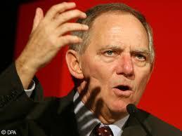Schäuble: Hü und hott in der Euro-Krise