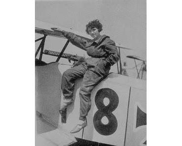 Erste bayerische Fliegerin starb verarmt und vergessen