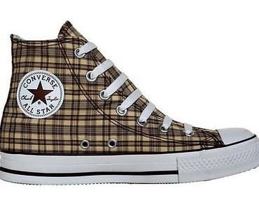 Converse All Star Chucks – 108688 Texas Plaid Tannien Braun