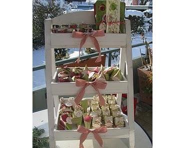 Vorbereitungen für den Weihnachtsmarkt