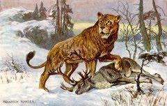 Deutschlands König der Tiere im Eiszeitalter