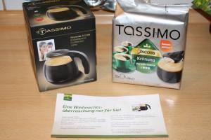 Überraschung von Tassimo