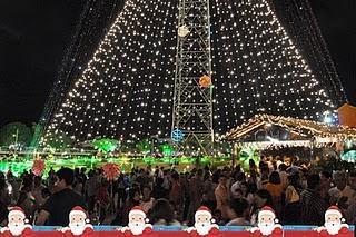 Natal in Natal oder Weihnachten in den Tropen