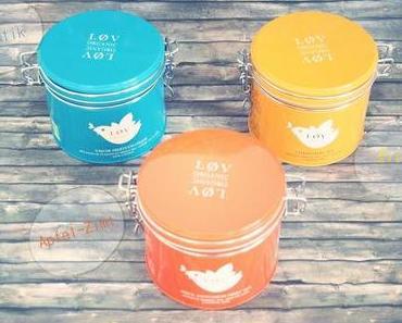 Aus Eistee wird Heißtee- Die Sommersorten von Lov Tea
