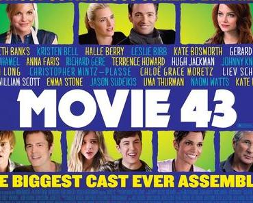 Review: MOVIE 43 - Spaß mit Stars im Shit-Pool