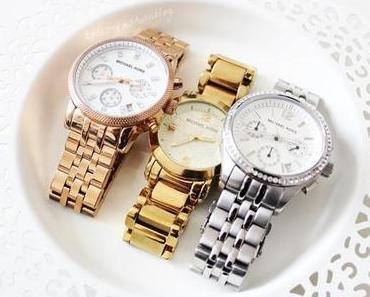 Meine Michael Kors Uhren