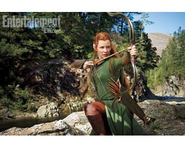 Der Hobbit - Smaugs Einöde: Erster Blick auf LOST-Schönheit Evangeline Lilly als Tauriel