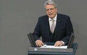 Antrittsbesuch von Bundespräsident Dr. h. c. Joachim Gauck in Mecklenburg-Vorpommern