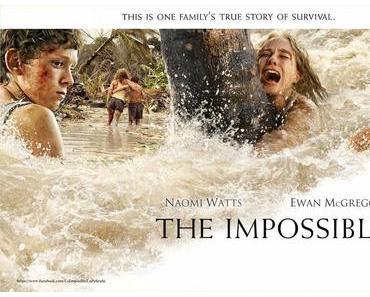 Review: THE IMPOSSIBLE - Wenn die Stars im manipulativen Grauen nach Mitgefühl flehen