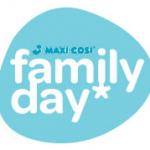 Familienalltag mit Baby – der Maxi-Cosi family day*