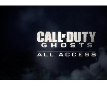 Call of Duty Ghosts Livestream um 20:00 Uhr
