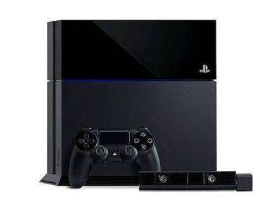 E3: Sony präsentiert Design der Playstation 4 Konsole