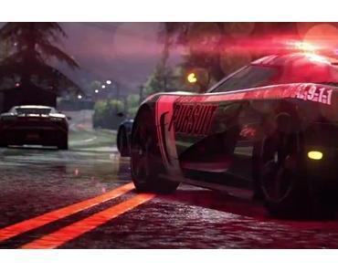 E3: Need for Speed Rivals: Kurzer Trailer veröffenticht