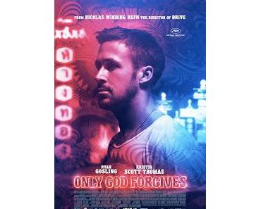 Only God Forgives: Ryan Gosling ziert neues Poster