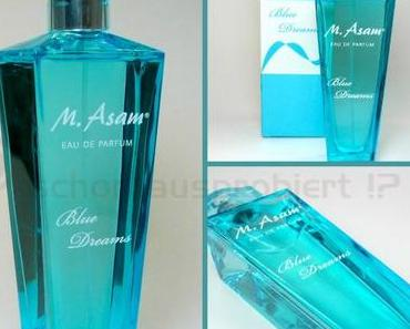 "Duftreview: M. ASAM ""Blue Dreams"" Eau de Parfum"