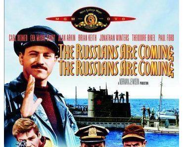 Review: DIE RUSSEN KOMMEN! DIE RUSSEN KOMMEN! - Schiffbruch beim Feind