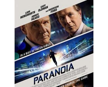 Paranoia: Erster Blick auf das neue Filmplakat