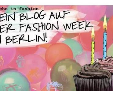 Stylebook Birthday: lauscho in fashion goes BFW