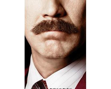 Anchorman 2 - The Legend Continues: Erstes Plakat und Trailer online