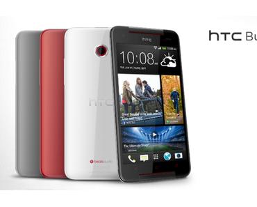 HTC stellt Butterfly S vor