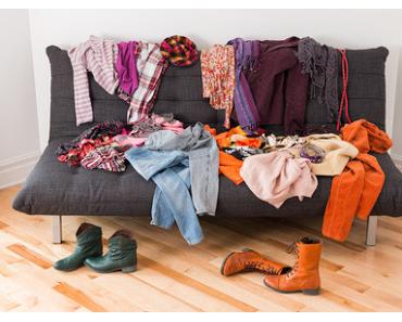 Der Kleiderschrank-Check