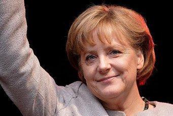 Bundeskanzlerin Merkel und ihr sogenannter Neuland-Patzer