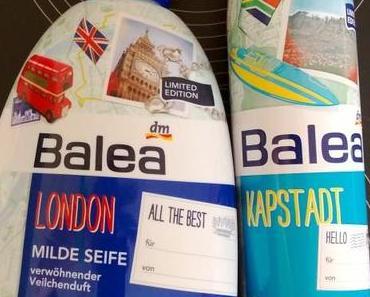 Balea London und Balea Kapstadt – entdeckt in meiner dm