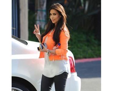 Kim Kardashian und Kanye West verraten Namen ihrer Tochter