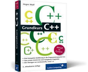 Buchrezension: Grundkurs C++